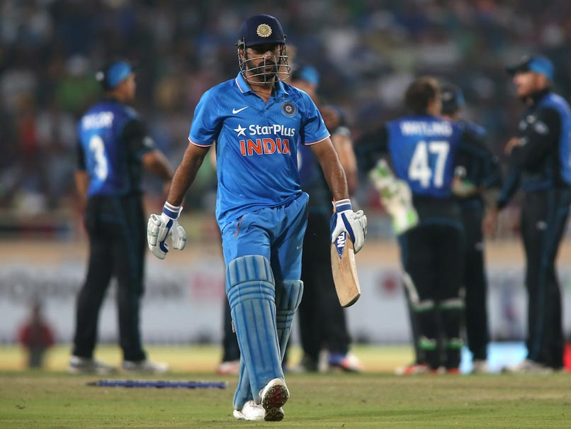 MS Dhoni May Play For India 'A' vs England in Warm-up Games