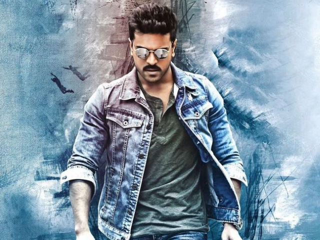 Ram Charan's Dhruva Teaser Will Be Unveiled On October 11