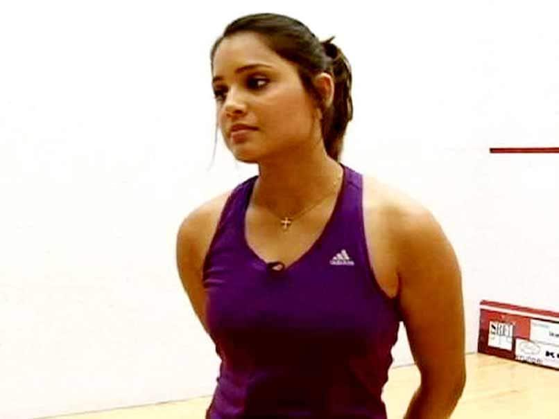 Dipika Pallikal Suffers Shock Defeat in Wadi Dagla Open