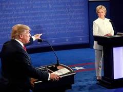 नए सर्वेक्षण में डोनाल्ड ट्रंप ने हिलेरी क्लिंटन पर एक फीसदी अंक की बढ़त बनाई