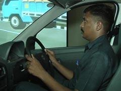 आने वाले दिनों में कार ड्राइविंग सिम्युलेटर के जरिए बंद कमरे में होगा ड्राइविंग टेस्ट...