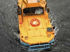 Maharashtra Government To Soon Roll Out Amphibious Bus Service
