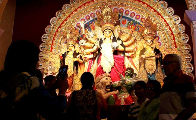 Top Court To Hear Plea Challenging Grants To Puja Committees In Bengal