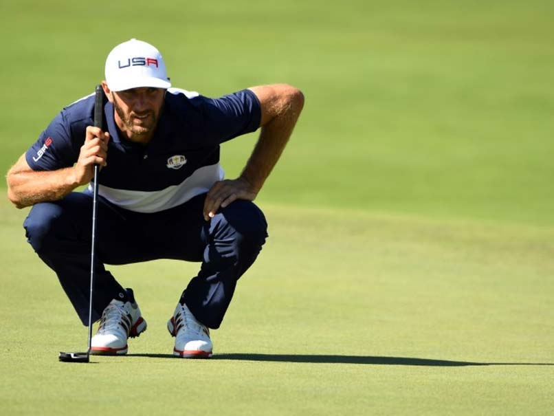 Dustin Johnson Named Player of The Year After Breakthrough Season