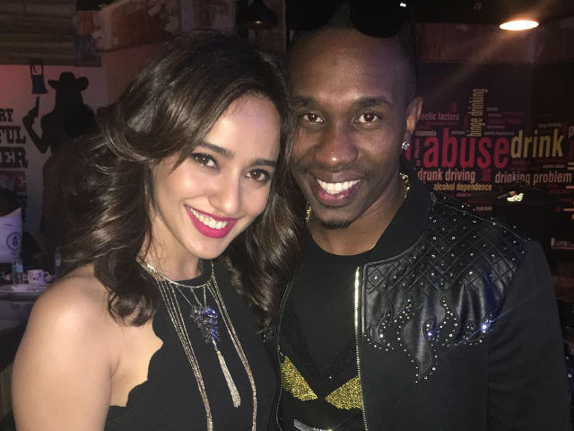 Neha Sharma Had Fun Dancing With Dwayne Bravo in Tum Bin 2 Song