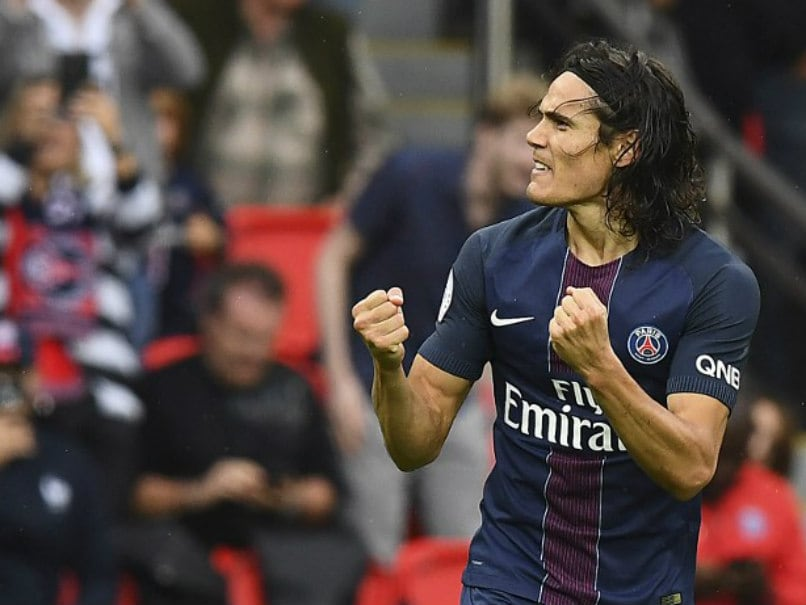 Ligue 1: Clinical Edison Cavani Leads PSG, Monaco Hit Seven at Metz