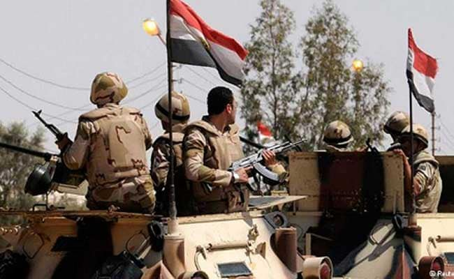 16 Policemen Killed In Clashes With Terrorists In Egypt
