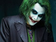 Emraan Hashmi Transforms Into <i>The Dark Knight</i>'s Joker in a Photoshoot