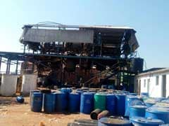 1 Dead In Explosion At Chemical Factory On Outskirts Of Hyderabad