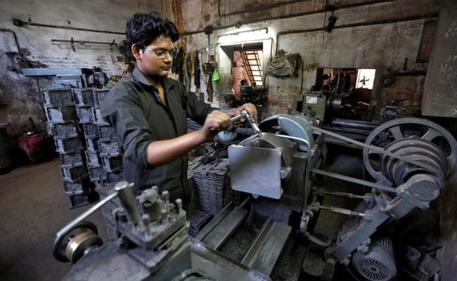 Industrial production data for July will be announced on Tuesday