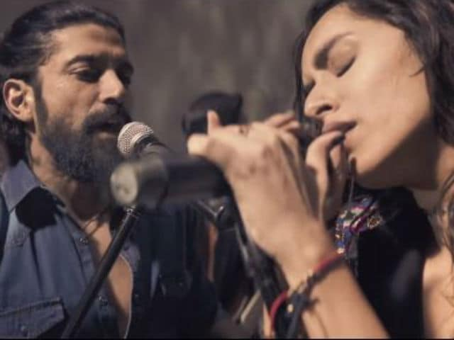 Farhan Akhtar, Shraddha Kapoor Revisit Rock On in New Song. We Miss the Magik