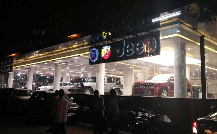 Fiat And Jeep Get New Dealership In Mumbai