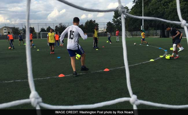 How A London Soccer Club Is Trying To Save Kids From ISIS
