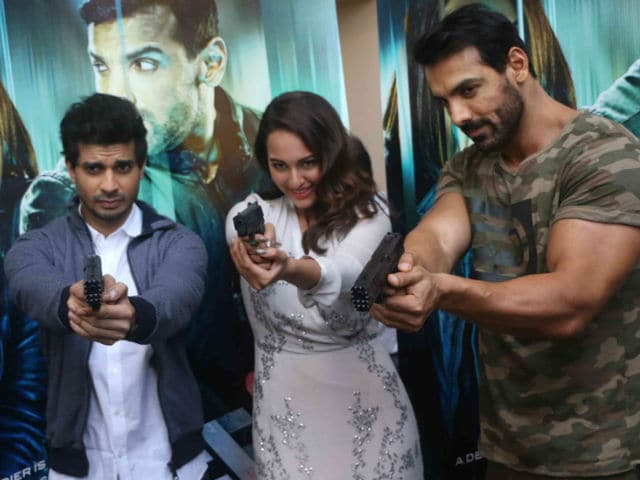 Tahir Bhasin Had To 'Up His Game' In Front Of John, Sonakshi in Force 2