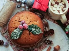 Get Soaking: Now's the Time to Start Holiday Fruitcakes
