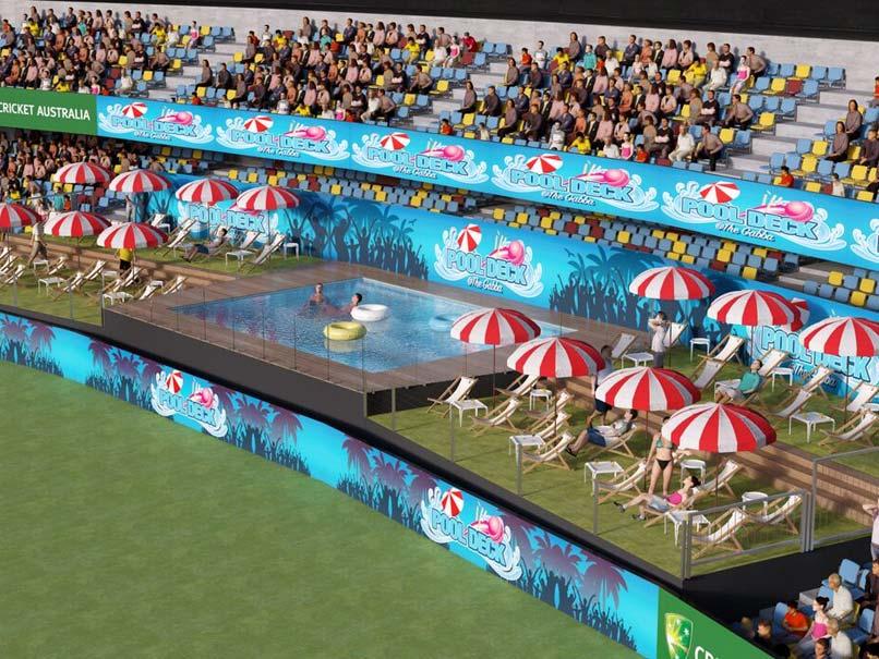Australia vs Pakistan: Fancy a Dip? Pool Planned For Gabba Test