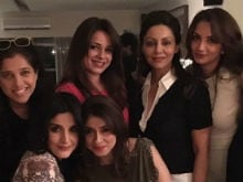 On Her Birthday, Gauri Khan Gets Insta-Wishes From Her Girl Gang