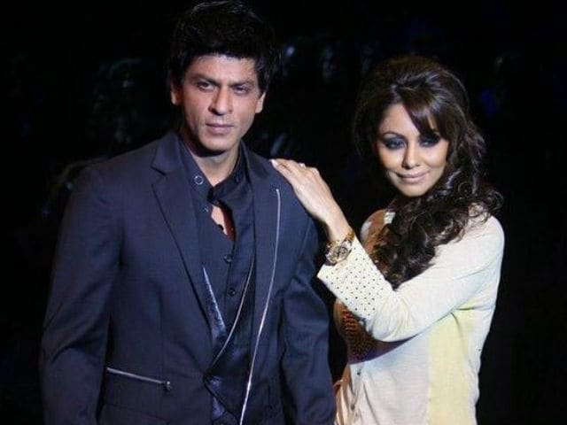 For Shah Rukh Khan's Wife Gauri, It's All About Balancing Work And Family