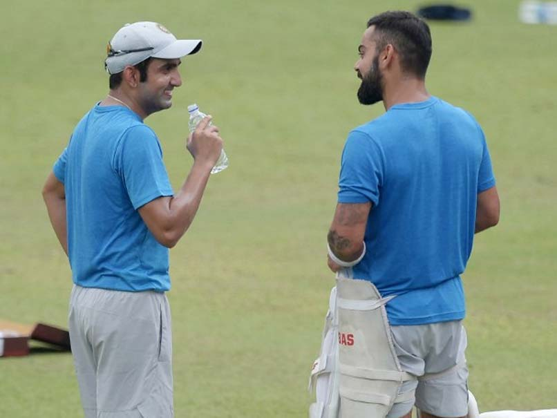 Gautam Gambhir Has A Big Role To Play In India's Home Test Season, Says Sanjay Bangar