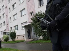 German Police Find Explosives Stashed In Raided Apartment