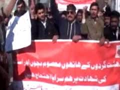 Living In Hell Because Of Terror Camps, Say Protesters In Pak-Occupied Kashmir (PoK)