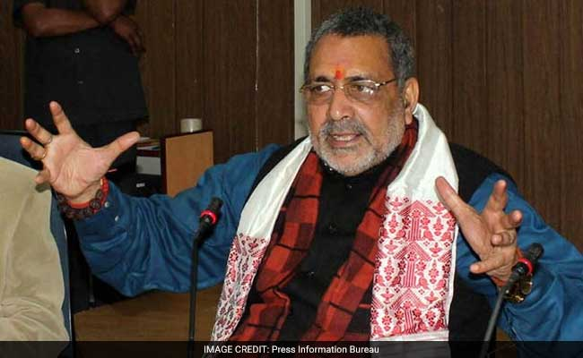 No Freedom Of Speech, 'Terrorism, Gunda Raj' Prevailing In Kerala: Union minister