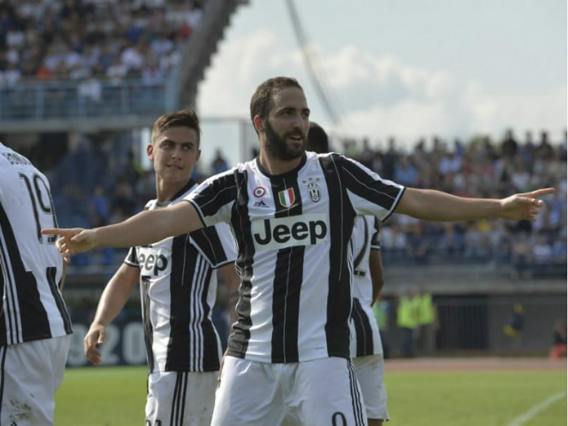 Serie A: Juventus go Four Clear as Milan Giants Share Tears And Joy