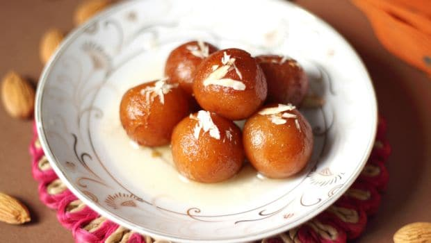 10 best indian dessert recipes ndtv food one of indias most loved sweet gulab jamun is there for every celebration forumfinder Images