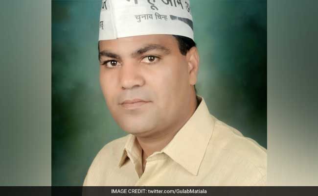 Court Takes Cognisance Of Chargesheet Against AAP MLA Gulab Singh