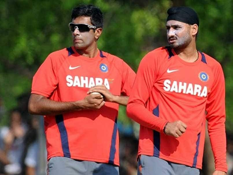 Harbhajan Singh Backs Ravichandran Ashwin After England Score Heavily at Rajkot