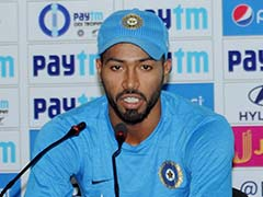 Hardik Pandya Credits Rahul Dravid For His Comeback Into The Indian Team
