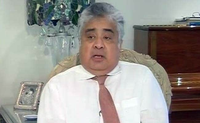 'Public Duty. Any Citizen Would Have Done It': Harish Salve On Re 1 Fee