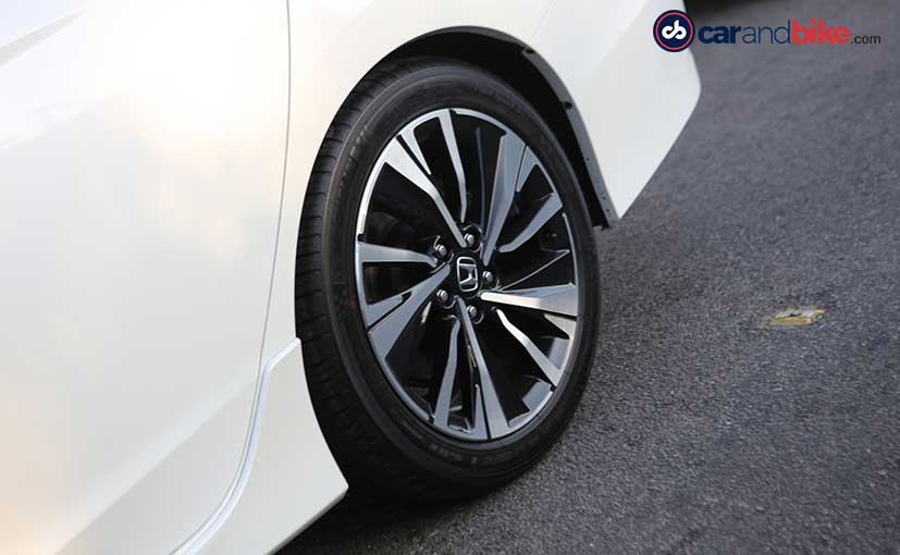 Honda Accord Hybrid Alloy Wheels