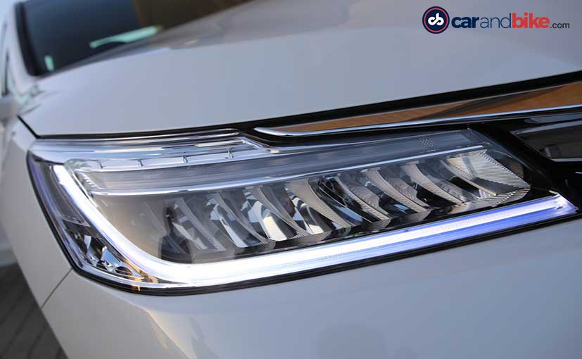 Honda Accord Hybrid LED Headlamps