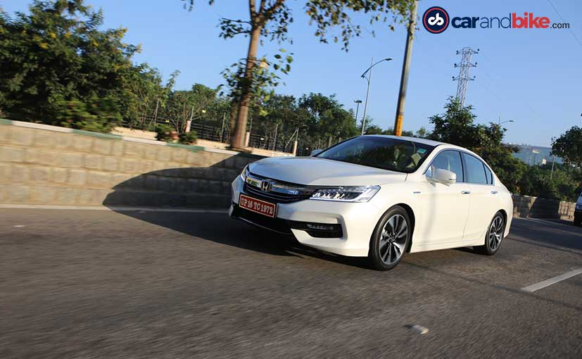 Honda Accord Hybrid Performance