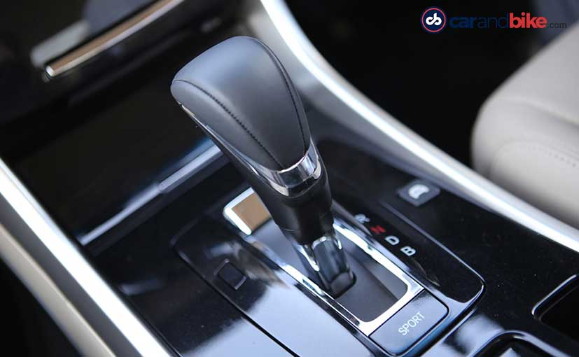 Honda Accord Hybrid Transmission