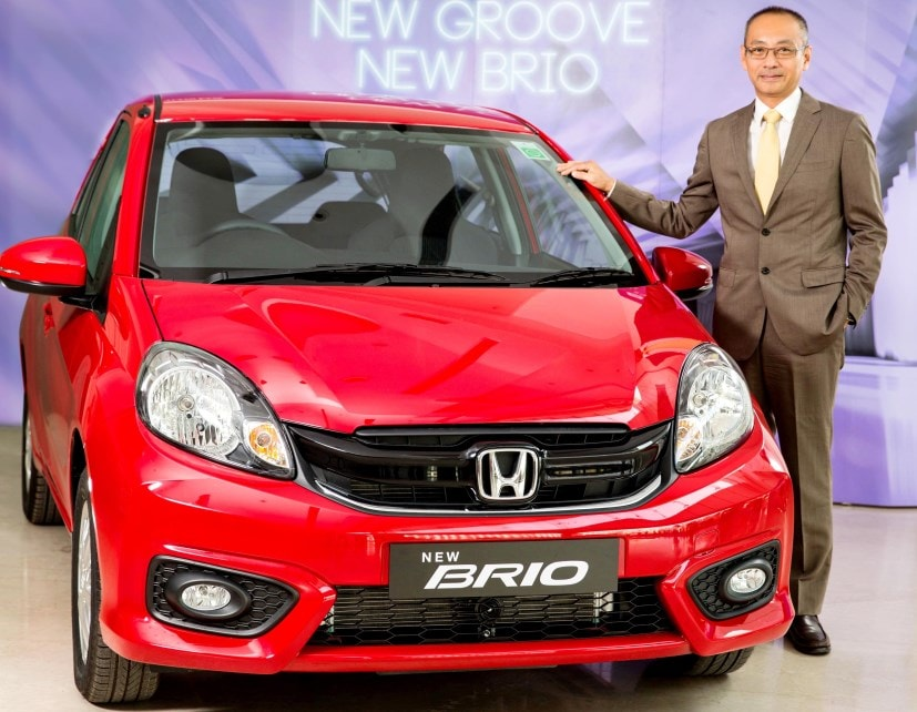 Honda Brio Facelift Launched In India Prices Start At Rs 4 69 Lakh
