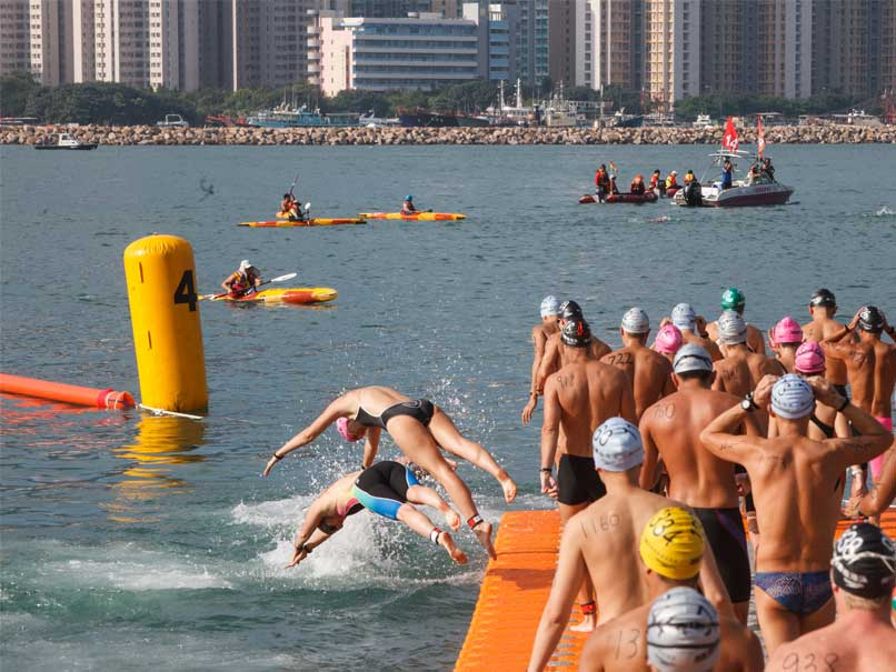 Second Swimmer Dies After Hong Kong Harbour Race