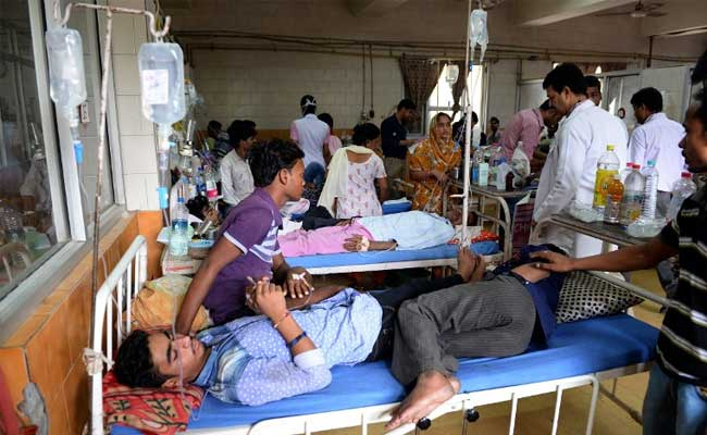Over 20 Per Cent Of Indians Suffer From Chronic Diseases: Report