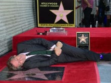 <i>House</i>, <i>Blackadder</i> Actor Hugh Laurie Gets Hollywood Walk Of Fame Star