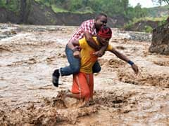 Aid Teams Struggle To Reach Regions In Haiti Slammed By Hurricane Matthew