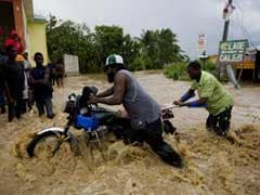 Hurricane Matthew Hitting Bahamas As Haiti Tries To Dig Out