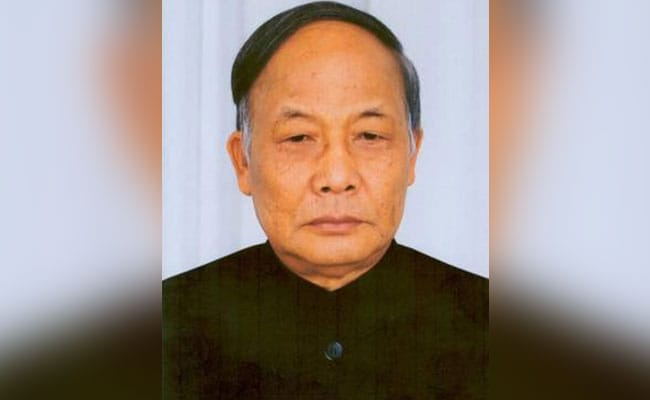 Manipur Files Case Against Ex-Chief Minister For Alleged Corruption