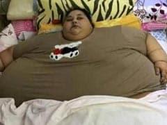मिस्र की महिला इमान की बहन के वजन न घटने के दावे को डॉक्टर ने झूठा बताया