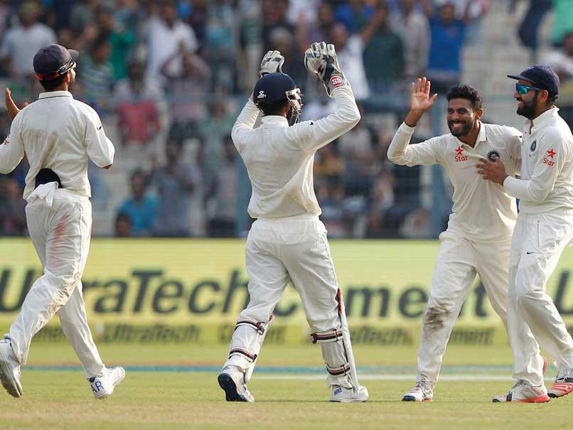 Kolkata Test: India Pummel New Zealand, Displace Pakistan As World No. 1