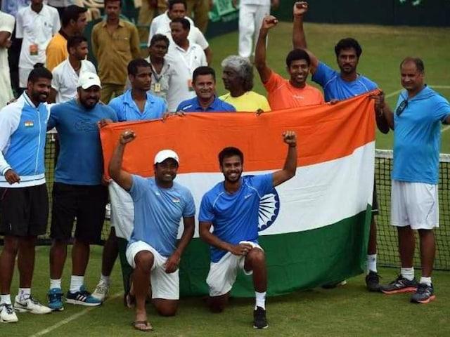 Davis Cup: Mahesh Bhupathi Keeps Leander Paes, Rohan Bopanna in Reserves