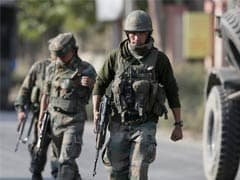 3 Terrorists Shot Dead In Kashmir's Kulgam, Encounter Underway