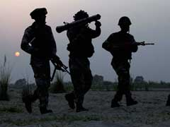 Soldier Injured In Sniper Fire In Jammu And Kashmir