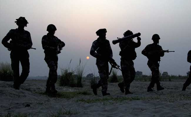 Army Anticipates ''Shallow Infiltration'' By Terror Groups In J&K
