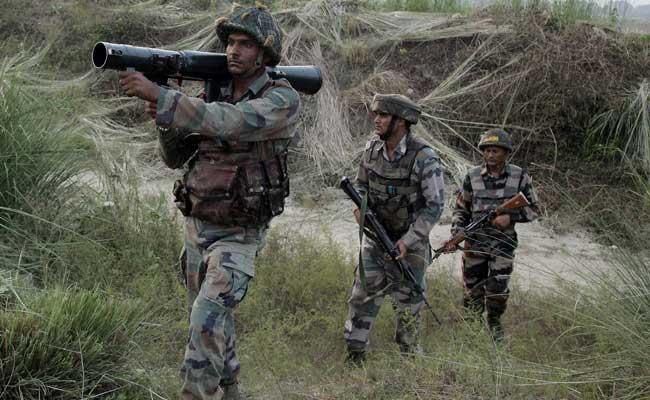 Image result for पाकिस्तानी सेना ने किया युद्ध विराम का उल्लंघन